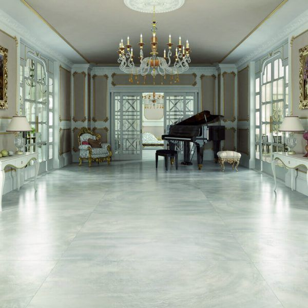 Marmurinės grindų plytelės iš Italijos