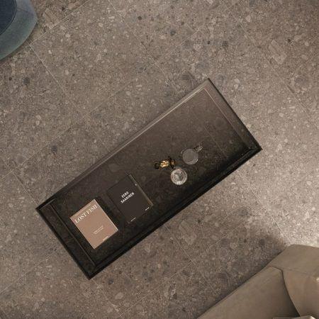 Akmens masės betono grindų plytelės ariana futura