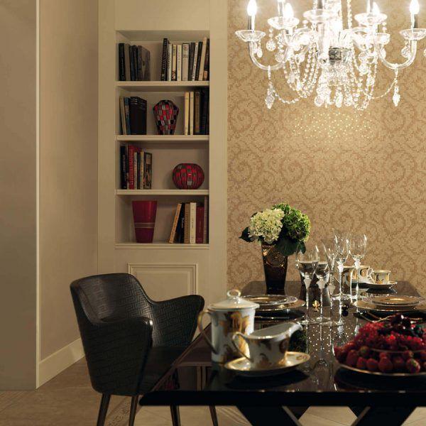 Sienų ir grindų plyteles Versace