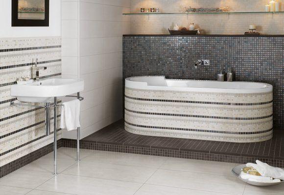 Vonios plytelės mozaika iš ispanijos