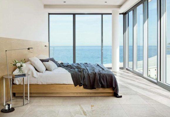 Miegamojo plytelės