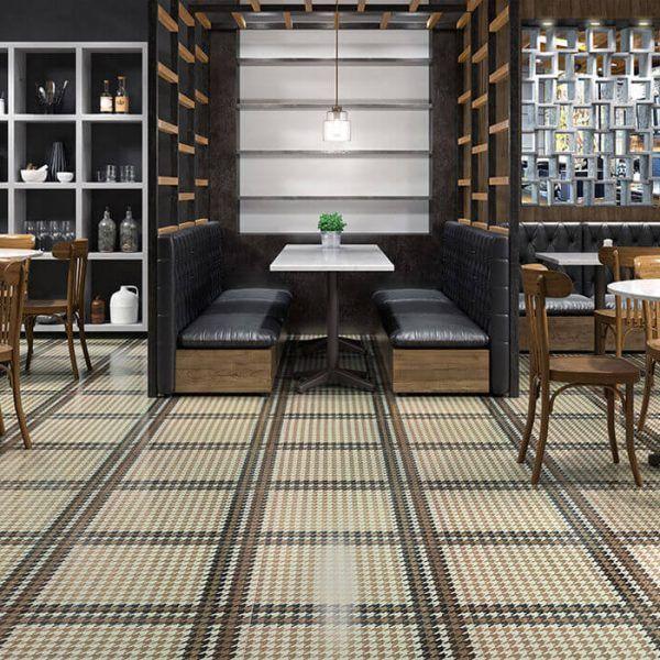 Sienų ir grindų plytelės AparicidWood