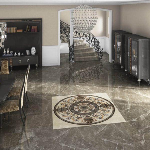 Didelio formato grindų plytelės aparici insignia