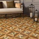 Medienos imitacijos grindų plytelės Aparici Kingdom