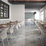 Neslidžios keraminės grindų plytelės viešbučiams kavinėms restoranams biurams namams aparici venezia