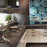 virtuvės mozaika plytelės
